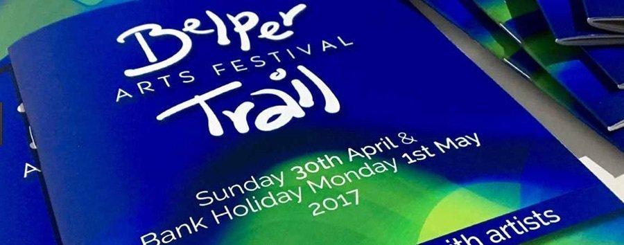 Belper Arts Trail brochure
