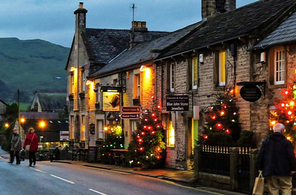 Derbyshire Christmas Markets, Carols and Trees