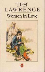 Book of Women in Love by DH Lawrence
