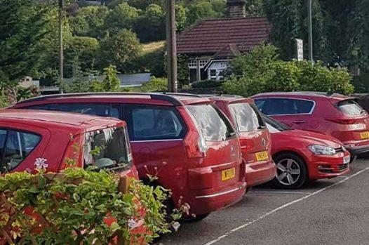 Glendong car park