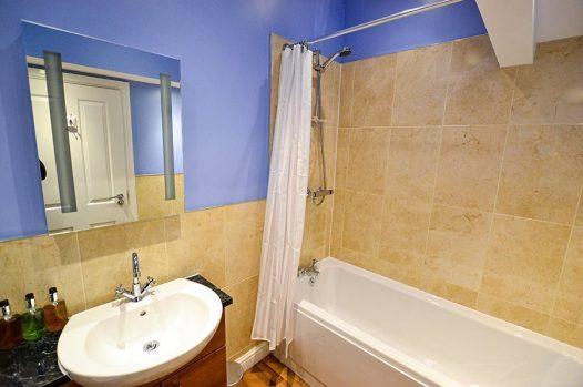 Premier room bath and basin