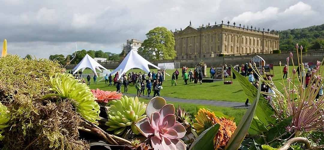 When is the RHS Chatsworth Show?