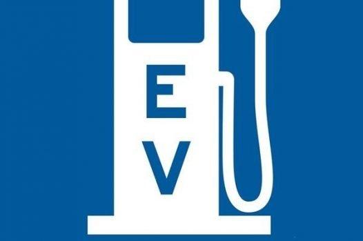 EV symbol