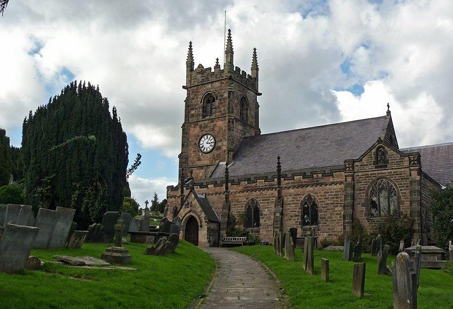 Matlock church