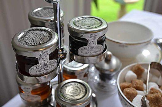 Jam selection at Glendon
