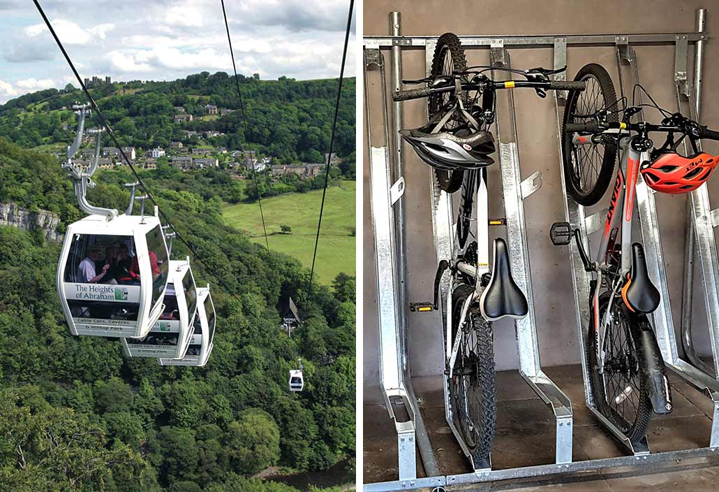 Abraham Heights cable car