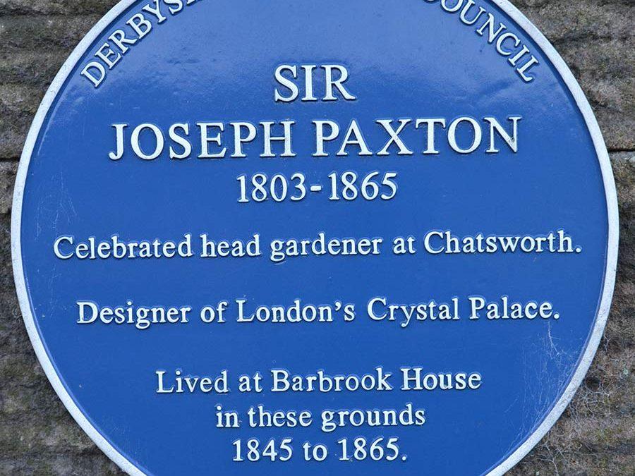 1st Chatsworth Flower show celebrates Joseph Paxton