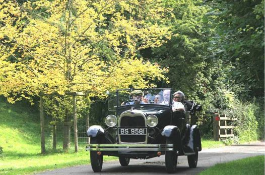 Vintage Adventure Tours across the Peak District