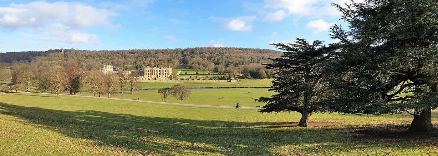 Visiting Chatsworth during Covid-19