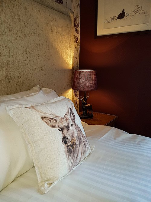 Glendon double bedroom