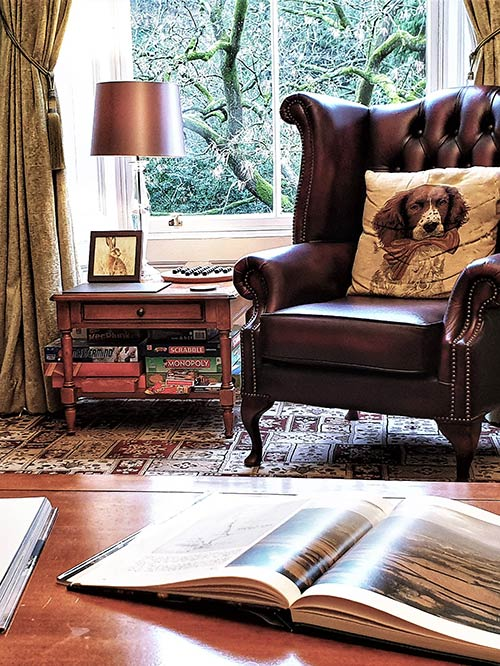 Glendon sitting room