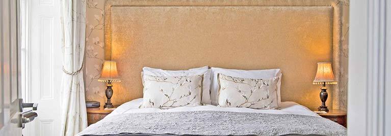 Matlock luxury bed and breakfast room