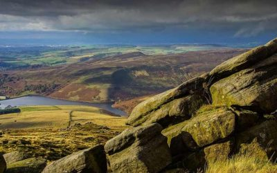 Top hills to climb in the Peak District